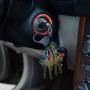 Nerezová karabina na klíče Nite Ize KEYRACK LOCKER