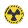 Nášivka na suchý zip 101 Inc. Nuclear / 68x68mm