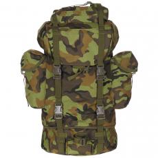 Batoh MFH BW Combat / 65L / 43x63x21cm M95 CZ camo