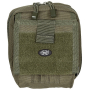 Pouzdro na mapu MFH Map Case / 14x17cm OD Green