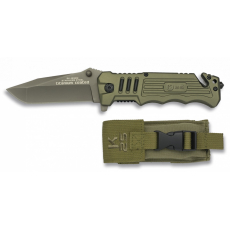 Zavírací nůž RUI Tactical 19582 záchranářský