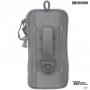 Pouzdro Maxpedition pro IPHONE 7 PLUS/8 PLUS/X /11/11 PRO/11 PRO MAX Grey