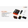 Víceúčelová čelovka Acebeam PT40 Magnet / 6500K / 3000lm (1.5h) / 121m / 7 režimů / IPx8 / Li-ion 18650 / 95gr
