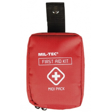 Lékárnička MilTec midi Red